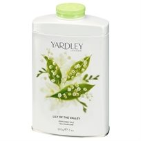 Yardley Talc Lily Of The Valley
