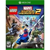 LEGO Marvel Super Heroes 2 XBOX ONE אירופאי!