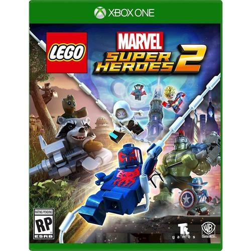 Lego Marvel Super Heroes 2 Xbox One אירופאי!