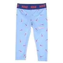 טייץ נייקי לוגו לפעוטות - Nike Swooshfetti Legging