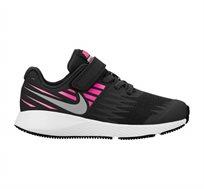 נעלי סניקרס Nike לילדות בצבע שחור ורוד