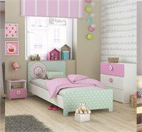 חדר ילדות מעוצב ומרשים תוצרת אירופה מבית HOME DECOR