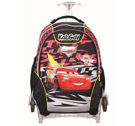 תיק אורטופדי X BAG TROLLEY בדגמי מכוניות + בקבוק שתייה מתנה