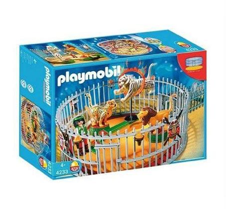 פליימוביל זירת האימונים P4233 + דמות פליימוביל מתנה