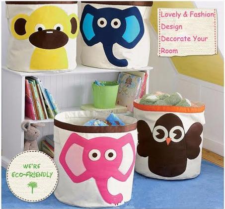 שק אחסון מעוצב ואיכותי לחדרי ילדים במבחר דמויות לילדים - תמונה 6