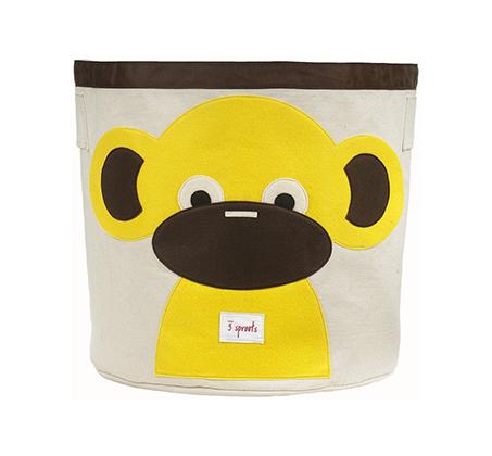 שק אחסון מעוצב ואיכותי לחדרי ילדים במבחר דמויות לילדים - תמונה 4