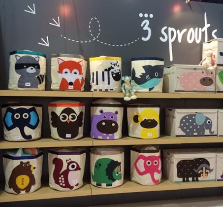שק אחסון מעוצב ואיכותי לחדרי ילדים במבחר דמויות לילדים - תמונה 8