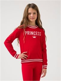 סריג Princess אדום