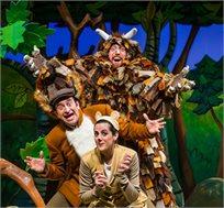 כרטיס להצגה 'טרופותי' של תיאטרון אורנה פורת  ב- 8.12