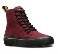 נעלי נשים Dr. Martens דגם מונט בצבע אדום
