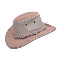 Barmah 1064 MO - כובע רשת בצבע מוקה