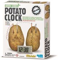 מדע ירוק / שעון תפוח אדמה - 4M