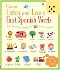ספר צלילים ללימוד ספרדית - מילים ראשונות