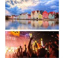 השואו הכי מרהיב במוזיקה, קודלפליי במינכן כולל טיסות ואירוח במלון רק בכ-€719*