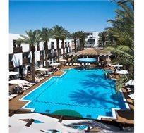 """נופשים באילת במלון 'לה פלאיה פלוס', 2 לילות לזוג ע""""ב א.בוקר החל מ-₪289 ללילה + הטבה לרוכשים"""