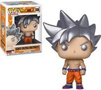 Funko Pop - Goku Ultra Instinct (Dragon Ball Z) 386 בובת פופ