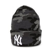 New Era כברים// כובע Camo Knit