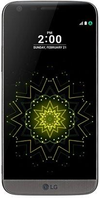 סמארטפון QUAD-HD 5.3 LG G5, זיכרון 32GB+4GB מעבד 6 ליבות מצלמה 16MP מ.הפעלה Android v6.0.1  - משלוח חינם!