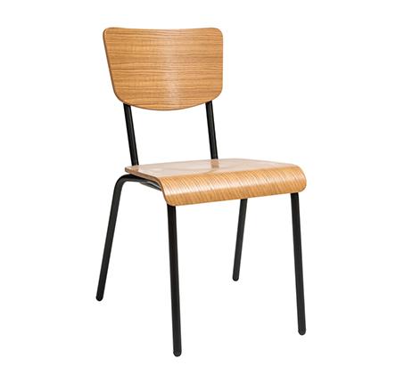 כסא עץ לשימוש בכל חדרי הבית דגם לאונרדו