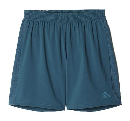 מכנסי אימון קצרים לגברים - ירוק כהה