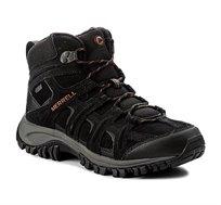 נעלי טיולים והליכה מקצועיות לגברים - שחור