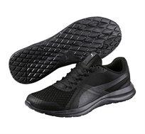 נעלי ריצה לגבר PUMA דגם FlexT1 - שחור