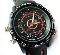 לתעד את הזמן! שעון ספורט מעוצב בשילוב עם מצלמה מובנית 4GB ומיקרופון רגיש במיוחד