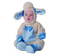 תחפושת לפורים לתינוקות כבשה בשני צבעים לבחירה