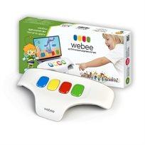 מקלדת Webee לילדים + 30 משחקים