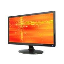 """מסך מחשב 22"""" איכותי CROWN מדגם 228AX עם טכנולוגיית Full HD לרזולוציה גבוהה וחדה."""