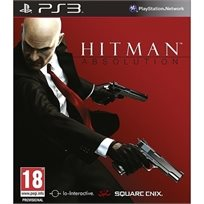 Hitman Absolution - Ps3 אירופאי !