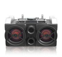 מערכת DJ ומיני מיקסר כולל Bluetooth ושתי כניסות USB דגם  PRO DJ 265