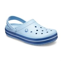 Crocs Crocband - כפכף קרוקס אוורירי בצבע כחול צמבריי