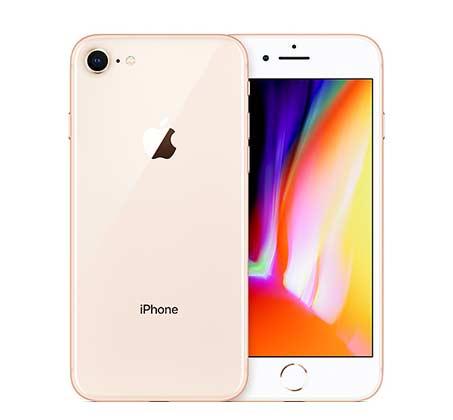 """סמארטפון  IPhone 8 מסך בגודל 4.7 """" נפח אחסון 256GB +2GB RAM מצלמה 12MP"""