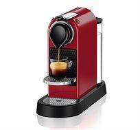 מכונת קפה CitiZ בצבע אדום דגם C112 מבית Nespresso - משלוח חינם!