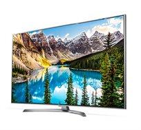 """טלוויזיה """"65 LED Smart TV ברזולוציית 4K עם פאנל IPS דגם 65UJ670Y"""