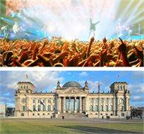טסים לראות את U2 בהופעה בברלין כולל 3 לילות במלון וכרטיס להופעה החל מכ-€699* לאדם!