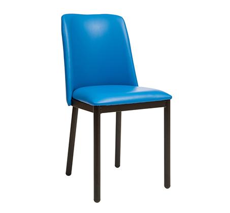 כסא מטבח בריפוד סקאי דגם איתמר במבחר גוונים לבחירה