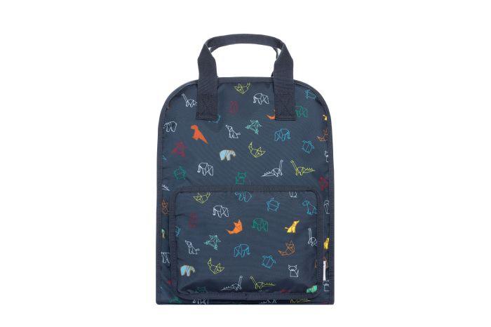 תיק Jack Piers גדול, דגם Amsterdam - אוריגמי חיות