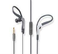 אוזניות ספורט YOOKIE דגם YK470, התאמה בטיחותית לאוזן בעיצוב חדשני ונוח + מיקרופון מובנה