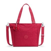 תיק צד בינוני NEW SHOPPER S - Radiant Red C  אדום קורן