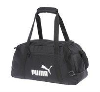 תיק ספורט לנשים Puma Phase Sports Bag בצבע שחור