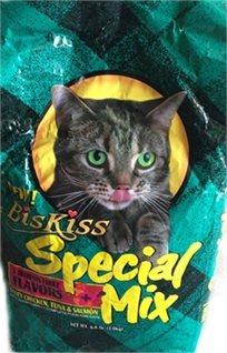 מזון לחתולים ספיישל מיקס 8  ק''ג Special Mix