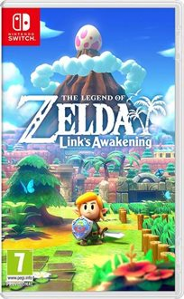 The Legend Of Zelda: Link's Awakening Nintendo Switch נינטנדדו סוויץ' מכירה מוקדמת!