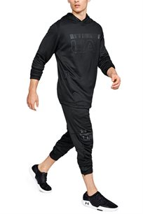 קפוצ'ון לגבר UNDER ARMOUR דגם 1306445-001 בצבע שחור