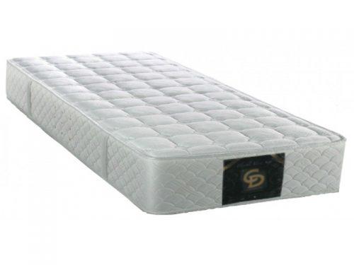 מזרן יחיד ויסקו אורתופדי למיטה מתכווננת Camp David ללא קפיצים + כרית מתנה