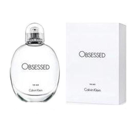 """בושם לגבר Obsessed א.ד.ט 125 מ""""ל קלווין קליין"""