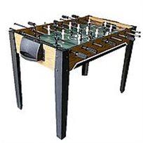 שולחן כדורגל מעוצב 4fit חדשני דגם t4000 מבית GENERAL FITNESS - משלוח חינם!