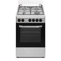 """תנור אפייה משולב גז 4 מבערים, ברוחב 50 ס""""מ מבית NEON דגם NE- 505N"""
