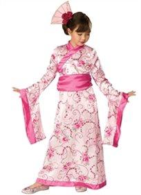 נסיכה יפנית מהודרת ילדות